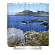 Cape Horn National Park Patagonia Shower Curtain