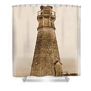 Cape Jourimain Lighthouse Shower Curtain