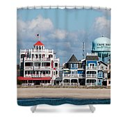 Cape May Shower Curtain