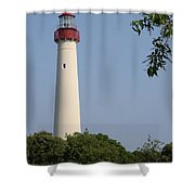 Cape May Light Shower Curtain