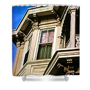 Cape May Morning Shower Curtain