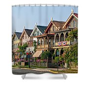 Cape May New Jersey Shower Curtain