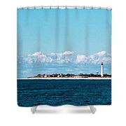 Cape May Point Shower Curtain