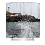 Cape Neddick - Nubble Light 4 Shower Curtain