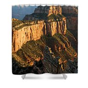 Cape Royal Towers Shower Curtain