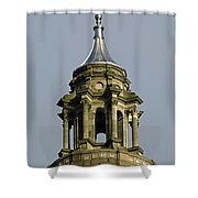 Capital Dome Spindle Top Shower Curtain