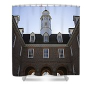 Capitol Arch Rear View Shower Curtain