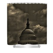 Capitol Dome Shower Curtain