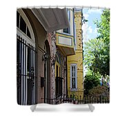 Capitol Hill4583 Shower Curtain