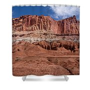 Capitol Reef Majesty Shower Curtain