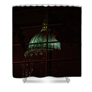 Capitol Reflections Shower Curtain