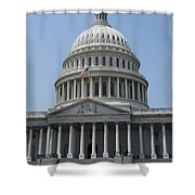 Capitol Washington Dc Shower Curtain