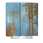 Capitol Waters Shower Curtain