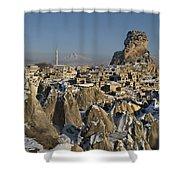 Cappadocia In Winter Shower Curtain
