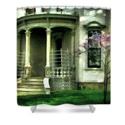 Cappon House Shower Curtain