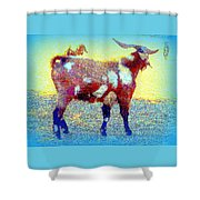 Come And See The Capricorny World Before It Disappears  Shower Curtain