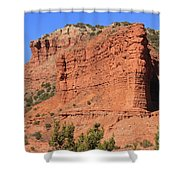 Caprock Canyon 2 Shower Curtain