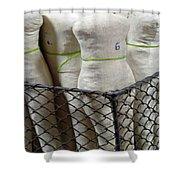 Captive  Shower Curtain