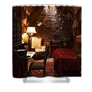 Captive Luxury Shower Curtain