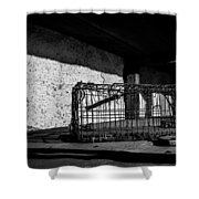 Captivity Defied Liberty Attained Shower Curtain
