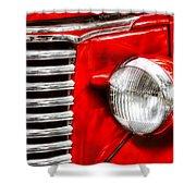 Car - Chevrolet Shower Curtain