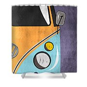 Car  Shower Curtain