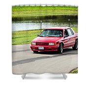 Car No. 34 - 03 Shower Curtain