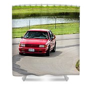Car No. 34 - 04 Shower Curtain