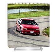 Car No. 34 - 05 Shower Curtain