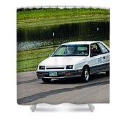 Car No. 35 - 03 Shower Curtain