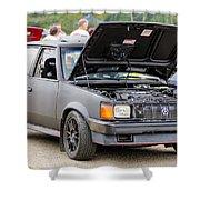 Car Show 023 Shower Curtain
