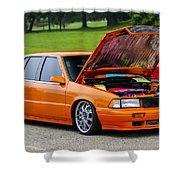 Car Show 026 Shower Curtain