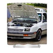 Car Show 029 Shower Curtain