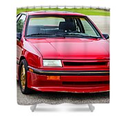 Car Show 032 Shower Curtain