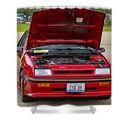 Car Show 037 Shower Curtain