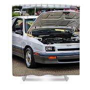 Car Show 045 Shower Curtain
