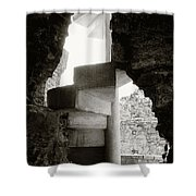 Caracol Shower Curtain