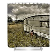 Caravan  Shower Curtain