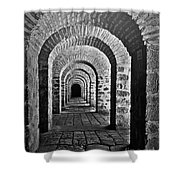 Caravansary  Shower Curtain