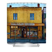 Carcoar General Store Shower Curtain