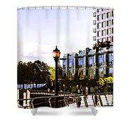 Cardero-76-jpg Shower Curtain
