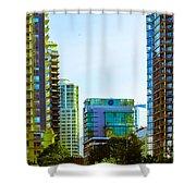 cardero-78-JPG Shower Curtain