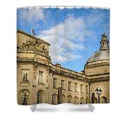 Cardiff City Hall Shower Curtain
