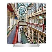 Cardiff Wyndham Arcade 8278 Shower Curtain