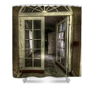 Care Home Arch Shower Curtain