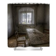 Care Home Kitchen Shower Curtain