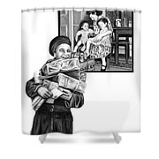 Care Package     Shower Curtain