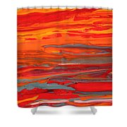 Caribbean Dreams 3 Shower Curtain