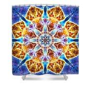 Carina Nebula II Shower Curtain