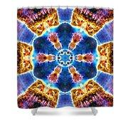 Carina Nebula IIi Shower Curtain